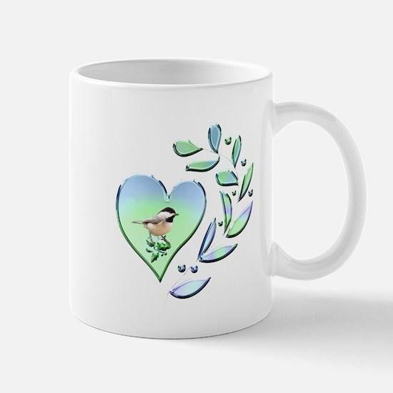 Chickadee Lover Mug