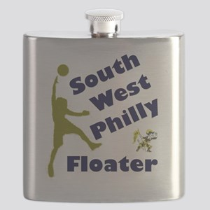Southwest Philly Floater Flask