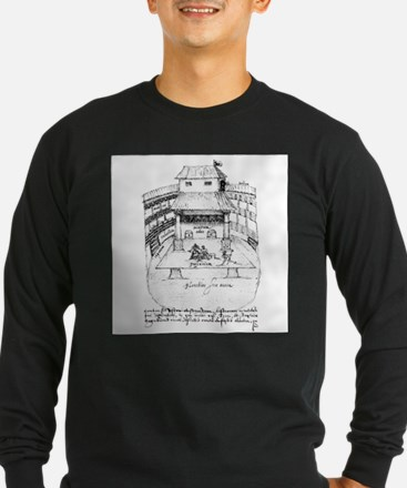 DeWitt Long Sleeve T-Shirt