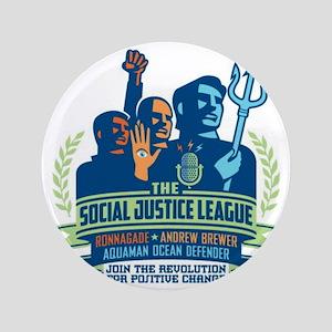 "SJL Logo 3.5"" Button"