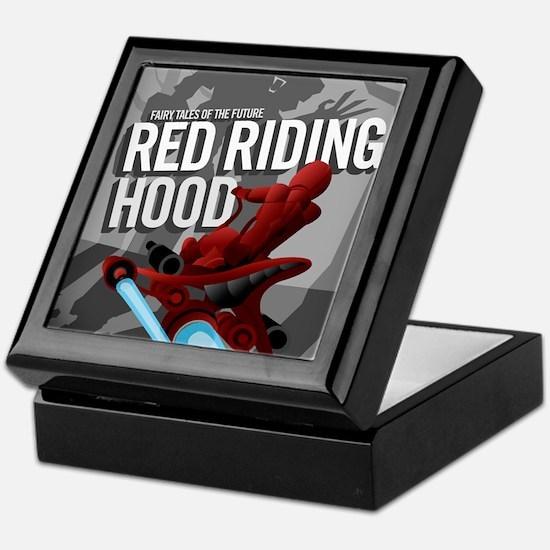 Little Red Riding Hood Sci Fi Keepsake Box