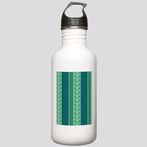 Peace Love Recycle Stainless Water Bottle 1.0L