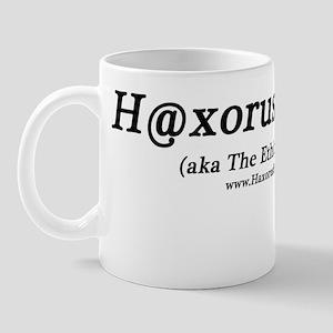 HaxorusEthicus Mug