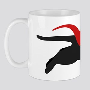 Super Cat v2 No Border Mug