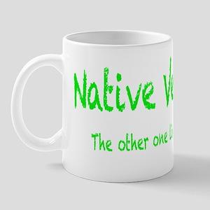 Native Vermont Mug