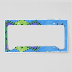 Autism Acceptance License Plate Holder