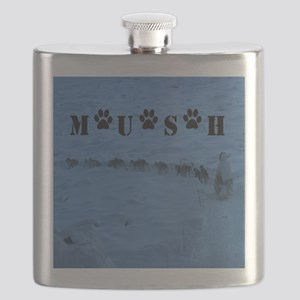 MUSH logo Flask