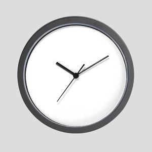 Cool story Bro But Do You Curl? Wall Clock