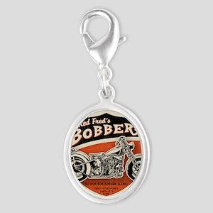 bobs-bobbers-TIL Silver Oval Charm