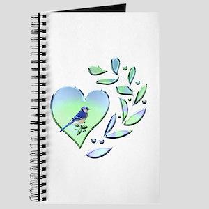 Blue Jay Lover Journal