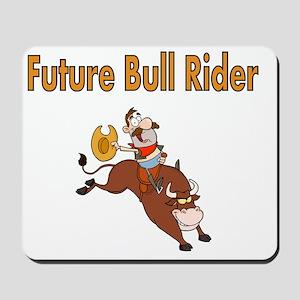 Future Bull Rider 2 Mousepad