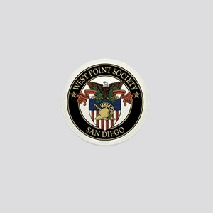 West Point Society of San Diego Mini Button