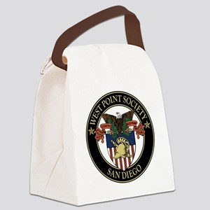 West Point Society of San Diego Canvas Lunch Bag