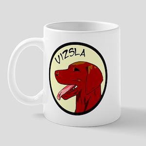 Vizsla Profile Mug