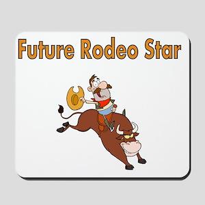 Future Rodeo Star Mousepad