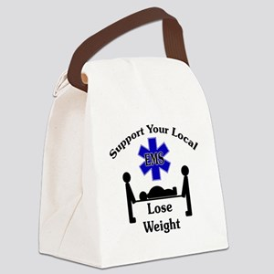 SupportEMS Canvas Lunch Bag