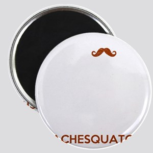 Stachesquatch Magnet