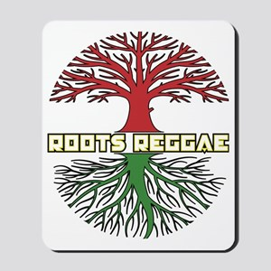 Roots Reggae Designs-9 Mousepad