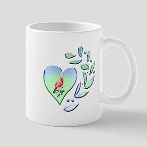 Cardinal Lover 11 oz Ceramic Mug