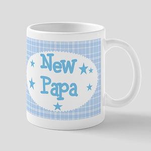 New Papa 2017 Mug Mugs