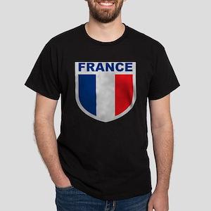 france_emblem Dark T-Shirt