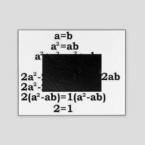 math genius Picture Frame