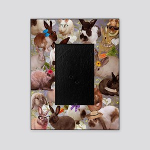 Happy Bunnies Picture Frame