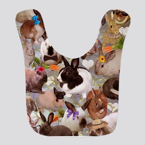 Happy Bunnies Bib