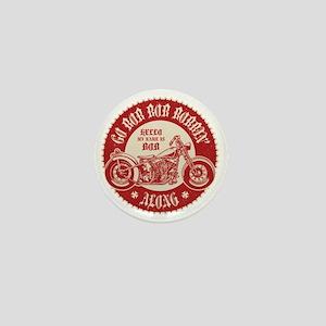 bobbin-along-T Mini Button