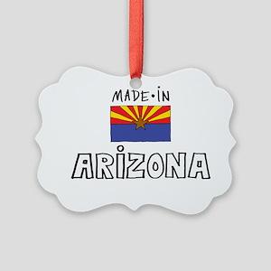 made in arizona Picture Ornament