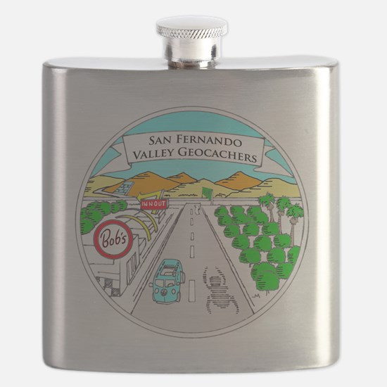 SFVG Button Flask
