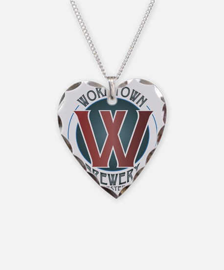 Wormtown_Color_Logo Necklace