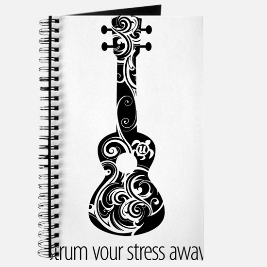 Strum Stress Away Journal