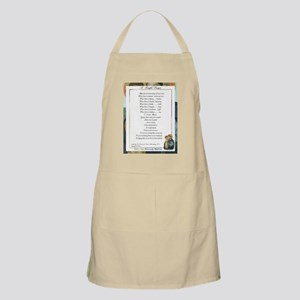 Pope Francis St. Francis SIMPLE PRAYER-Mothe Apron