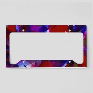 Dance Life Small Framed Print License Plate Holder