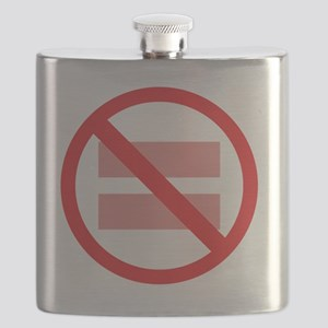 Marriage Equality - NOT ! Flask