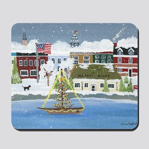 Annapolis Christmas Mousepad