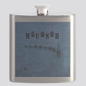 MUSH Messenger Bag Flask
