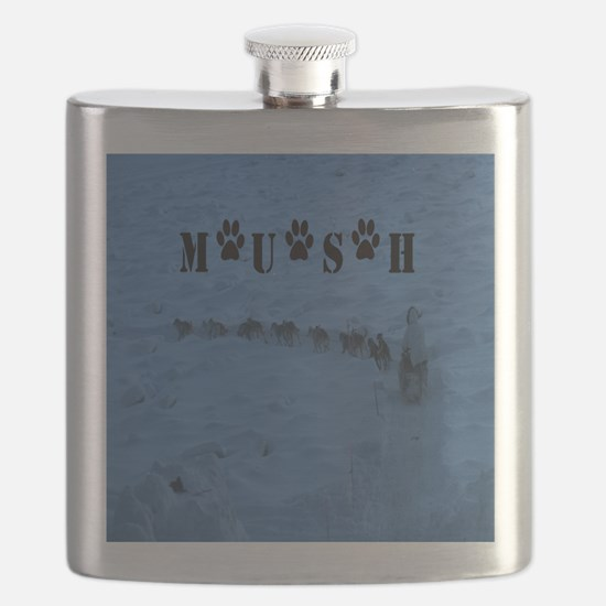MUSH Messenger Bag Flask