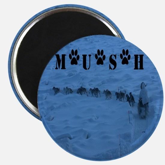 MUSH Messenger Bag Magnet