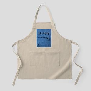 MUSH Messenger Bag Apron