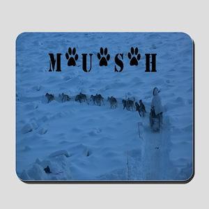 MUSH Messenger Bag Mousepad