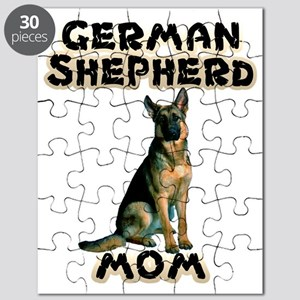 German Shepherd Mom Puzzle