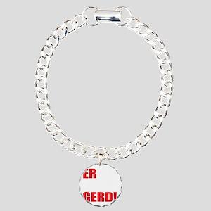 ER MAH GERD! for marriag Charm Bracelet, One Charm