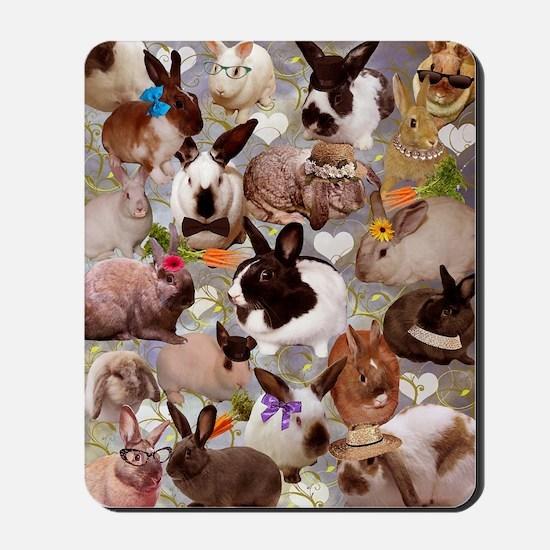 Happy Bunnies Mousepad