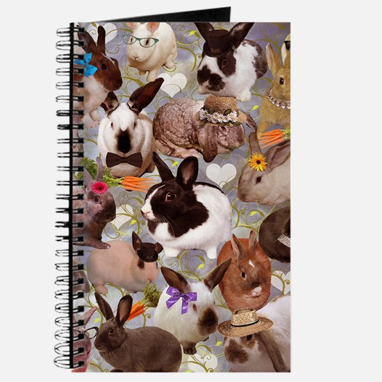 Happy Bunnies Journal