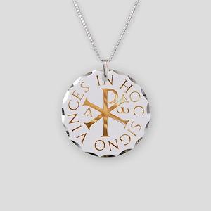 kiro005 Necklace Circle Charm