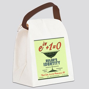 Euler's Identity : The Pure Taste Canvas Lunch Bag