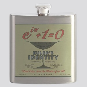 Euler's Identity : The Pure Taste Flask