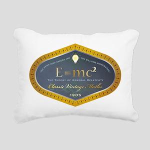 Relative Magic Rectangular Canvas Pillow